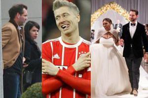 Zdjęcia tygodnia: Lewandowski jest blondynem, Serena Williams wyszła za mąż, a Kaczyńska na randkę