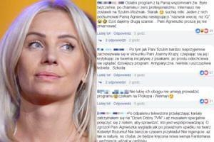 """Szulim znowu poprowadziła """"Dzień Dobry TVN"""". Widzowie są bezlitośni: """"POWINNA ZNIKNĄĆ! Psuje każdy program"""""""