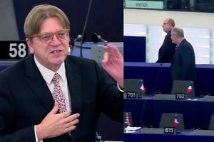 """Debata o Polsce w Parlamencie Europejskim: """"Rząd stracił zmysły"""". Posłowie PiS wychodzą z sali. """"ANTYPOLSKA ORGIA!"""""""