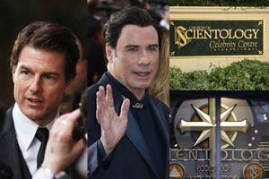 Scjentolodzy SZANTAŻUJĄ Toma Cruise'a i Johna Travoltę?