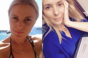 Halina Mlynkova bez makijażu! (FOTO)