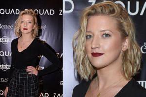 Lara Gessler bez stanika chwali się nową fryzurą (ZDJĘCIA)