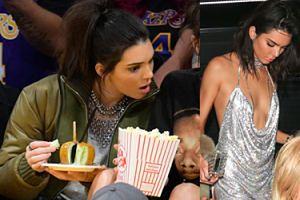 Kendall Jenner cierpi na anoreksję?