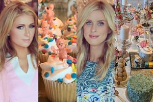 """Paris Hilton wyprawiła siostrze """"baby shower""""! Uroczo? (ZDJĘCIA)"""