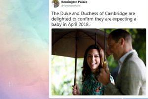 Znamy termin porodu Kate Middleton (FOTO)