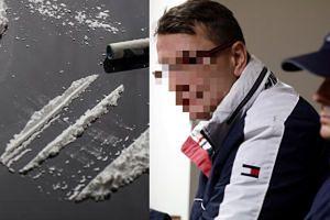 """Cezary P. złożył pierwsze zeznania. Twierdzi, że do rozprowadzania kokainy zmusiła go... """"BIEDA""""!"""