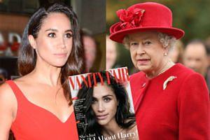 """Wywiad Meghan dla """"Vanity Fair"""" nie spodobał się rodzinie królewskiej. """"Powinna ugryźć się w język"""""""