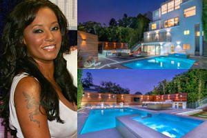 Mel B pozbywa się domu, w którym katował ją mąż! Obniżyła cenę już o milion dolarów (ZDJĘCIA)