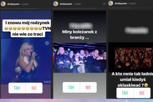 Doda wspomina stare występy i wbija szpilę w TVN, Szulim i Steczkowską