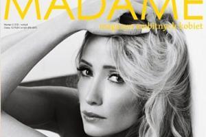 """Kate Rozz na okładce """"Madame"""" (FOTO)"""