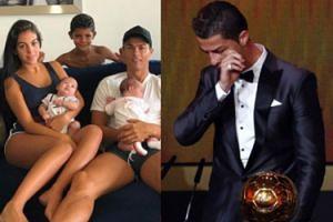 """Ronaldo planuje przyszłość: """"Chciałbym mieć siedmioro dzieci i siedem Złotych Piłek"""""""