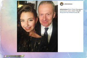 Wieniawa chwali się zdjęciem z Bogusławem Lindą