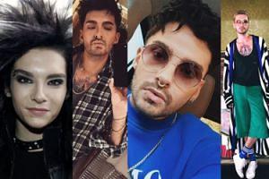 Tak wygląda dziś Bill z Tokio Hotel! Tęskniliście? (ZDJĘCIA)