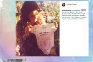 Weronika Rosati pokazała swój baby shower