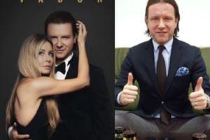 Majdany wystylizowani na Beckhamów reklamują perfumy Radzia...