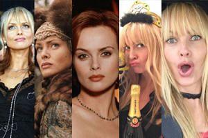 """""""Dziewczyna Bonda"""", Helena z """"Ogniem i Mieczem"""" i... niedoszła Rose z """"Titanica"""" - Izabella Scorupco kończy dziś 47 lat! (ZDJĘCIA)"""