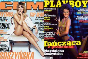 """Tancerka """"Tańca z gwiazdami"""" nago na okładce """"CKM"""" (ZDJĘCIA)"""
