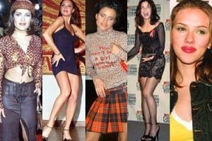 """Tak kiedyś ubierały się dzisiejsze """"ikony stylu""""... (ZDJĘCIA)"""