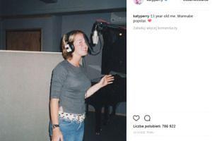 Tak wyglądała Katy Perry w wieku 13 lat! (FOTO)