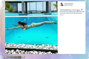 Ania Wendzikowska chwali się urlopem