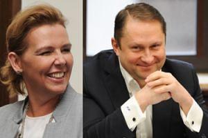 """Żona Durczoka w sądzie: """"Cieszę się, że wraca do pracy. Jest nam dobrze!"""""""