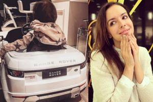 Wendzikowska kupiła córce... małego Range Rovera! (FOTO)
