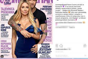 """Majdany na okładce """"Cosmopolitan"""": """"Razem jesteśmy silniejsi"""""""