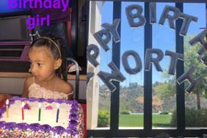 Kim Kardashian pokazała urodzinowy tort córeczki