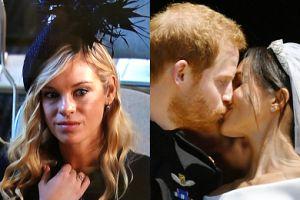 """Książę Harry i jego była dziewczyna odbyli """"wzruszającą rozmowę telefoniczną"""" przed ślubem! """"Chelsy prawie na niego nie poszła"""""""