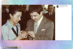 Marta Kaczyńska pokazała wyjątkowe zdjęcie rodziców
