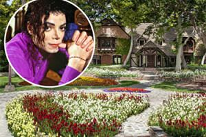 Słynne ranczo Neverland Michaela Jacksona znowu trafiło na sprzedaż! 30 mln $ TANIEJ! (ZDJĘCIA)