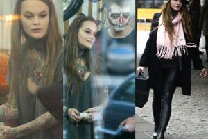 """Wnuczka Leszka Millera robi """"artystyczny makijaż na Halloween"""" w """"Dzień Dobry TVN"""" (ZDJĘCIA)"""