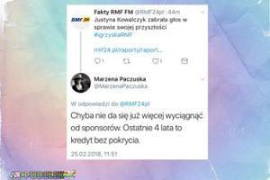 """Była szefowa """"Wiadomości"""" o Justynie Kowalczyk: """"Chyba nie da się już więcej wyciągnąć od sponsorów"""""""