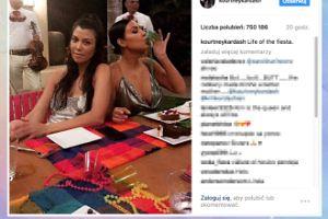 Naturalna Kourtney Kardashian świętuje 38. urodziny (ZDJĘCIA)