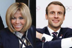 """Emmanuel Macron opisał romans z Brigitte w książce? """"To śmiała powieść, trochę pikantna"""""""