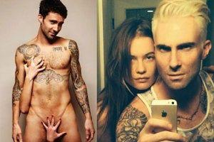 """Levine: """"Dzięki małżeństwu czuję się BARDZIEJ MĘSKI!"""""""