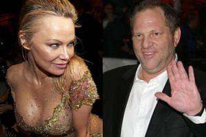 """Pamela Anderson o ofiarach Weinsteina: """"Nie musiały zostawać z nim w pokoju sam na sam. DOBRZE WIEDZIAŁY, NA CO SIĘ PISZĄ"""""""