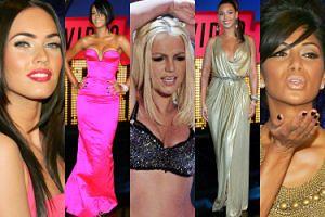 Już dziś rozdanie MTV Video Music Awards. Zobaczcie, jak ta impreza wyglądała 10 lat temu! (ZDJĘCIA)
