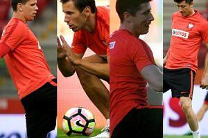 Lewandowski, Szczęsny, Krychowiak i inni na treningu przed meczem z Rumunią (ZDJĘCIA)
