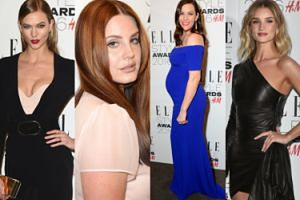Liv Tyler, Lana Del Rey i supermodelki na imprezie Elle! (ZDJĘCIA)