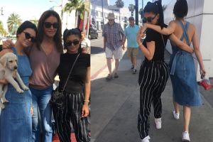 Kylie i Kendall spędzają dzień ojca z Caitlyn Jenner (FOTO)