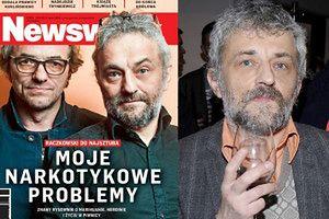 """Raczkowski: """"WCIĄGAM KOKAINĘ, tak jak WIELE ZNANYCH OSOBISTOŚCI!"""""""