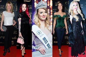 """Miller, wróżbita Maciej, Steczkowska, Daniel z """"Na Wspólnej"""" i inne """"gwiazdy"""" na gali Miss Warszawy 2018 (ZDJĘCIA)"""