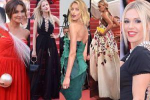 WSZYSTKIE STYLIZACJE Polek z Cannes: Doda, Maffashion, Jessica Mercedes, Kulczyk, Torbicka... (ZDJĘCIA)