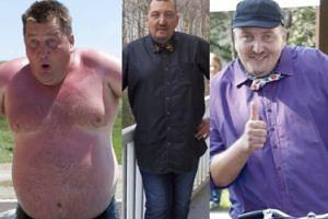 Rolnik bez żony schudł... 40 kilogramów! Widać? (FOTO)