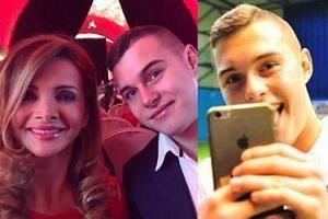 Zdrójkowska poszła z synem na Telekamery. Ładnie wyglądała? (FOTO)