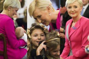 Agata Duda obchodzi... Światowy Dzień Wcześniaka (ZDJĘCIA)