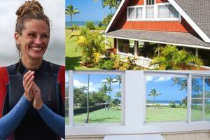 Julia Roberts SPRZEDAJE DOM na Hawajach za... 87 milionów! (ZDJĘCIA)