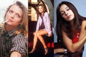 Aktorki z lat 90-tych... BARDZO SIĘ ZMIENIŁY? (ZDJĘCIA)