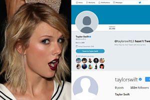 Taylor Swift usunęła zawartość swojego Instagrama, Facebooka i Twittera!